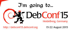 Debconf15going